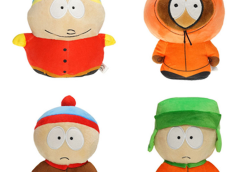 Southpark 32-38cm Plush - Assorted Characters