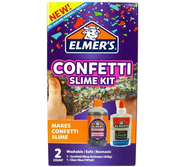 Elmer's Confetti Slime Kit