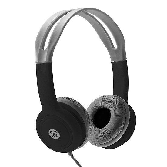 Moki Volume Limited Headphones for Kids - Grey
