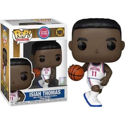 POP! Vinyl NBA: Legends - Isiah Thomas (Pistons Home) 101