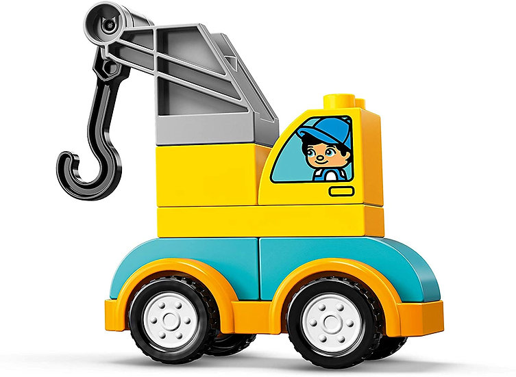 LEGO DUPLO My First Tow Truck Building Block 10883