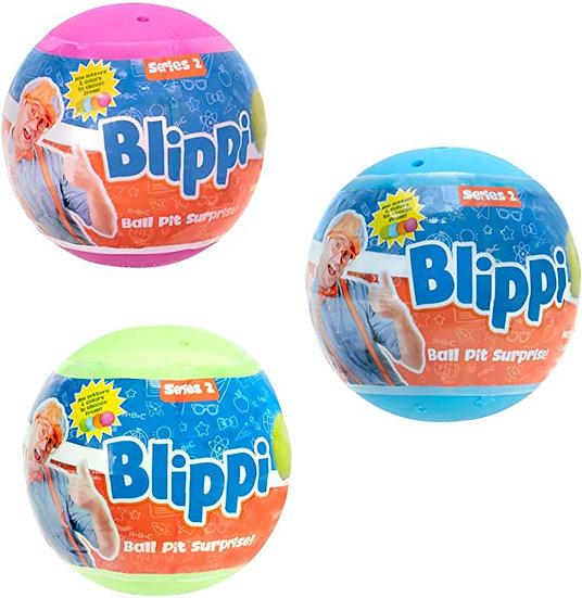 Blippi Ball Pit Blind Figures Assortment