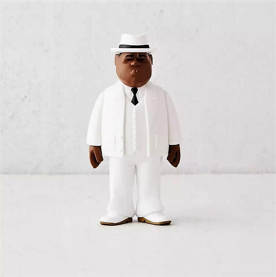 "Funko Vinyl Gold Premium Biggie Figure 5"" Form Factor Collectible"