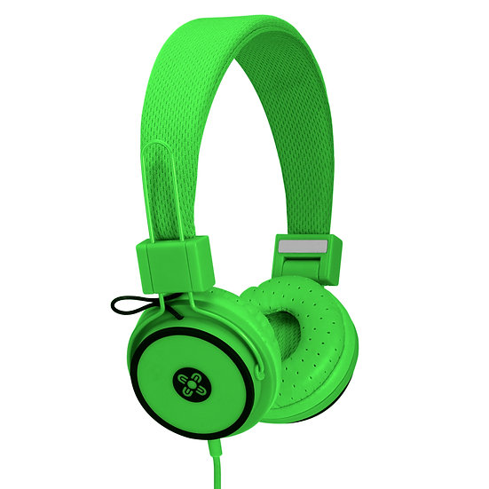 Moki Hyper Headphone - Green