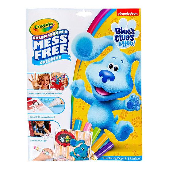 Crayola Color Wonder™ Blues Clues