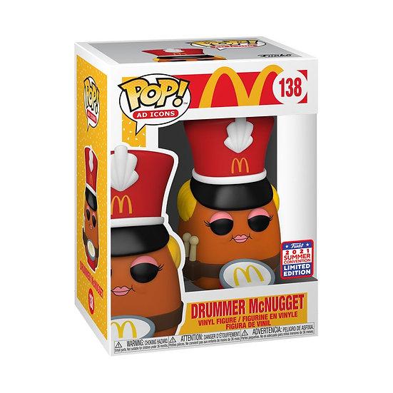 Pop! Vinyl FunKon 2021 McDonald's - Nugget Drummer