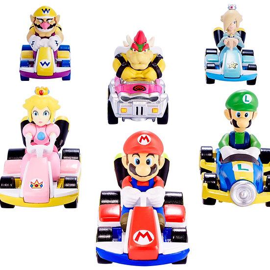Hot Wheels Mario Kart Cars assorted