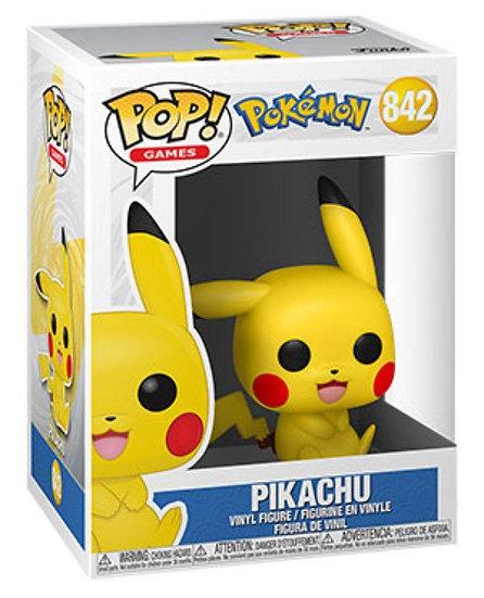 Pop Vinyl! Pokemon - Pikachu Sitting