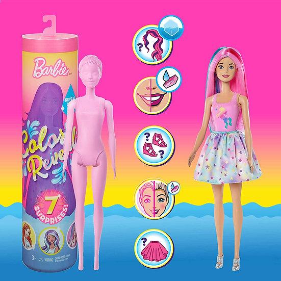 Barbie Colour Reveal Doll Series 2