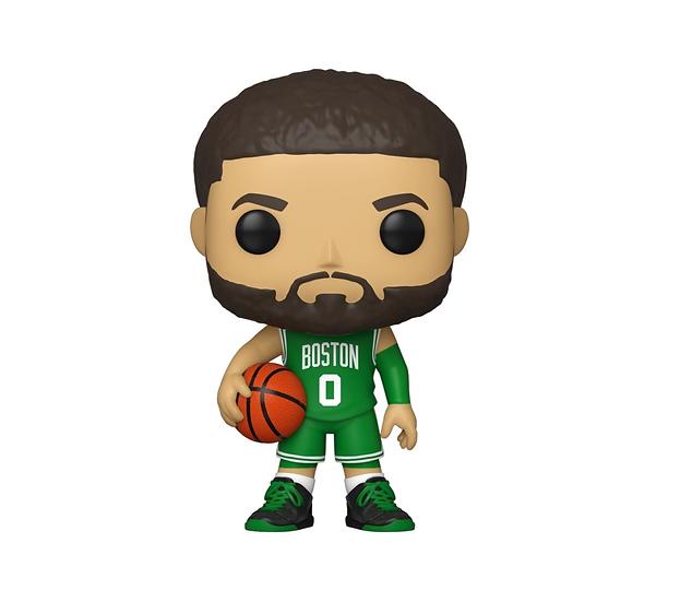 NBA: Celtics - Jayson Tatum Green Jersey Pop! Vinyl