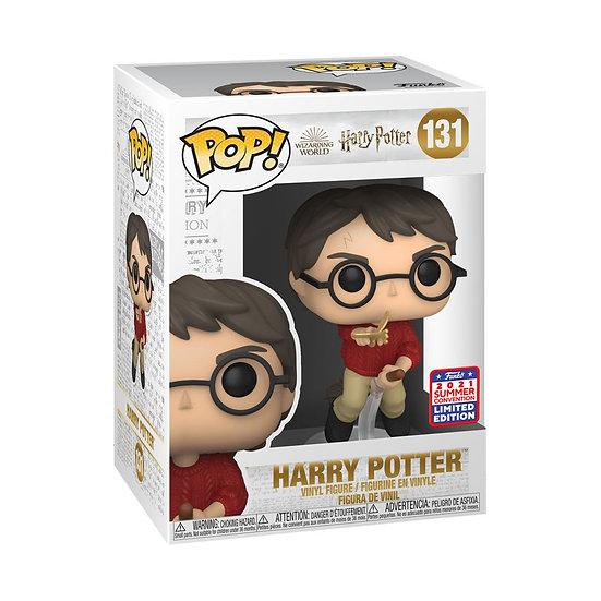 Pop! Vinyl FunKon 2021 Harry Potter - Harry Flying with Winged Key