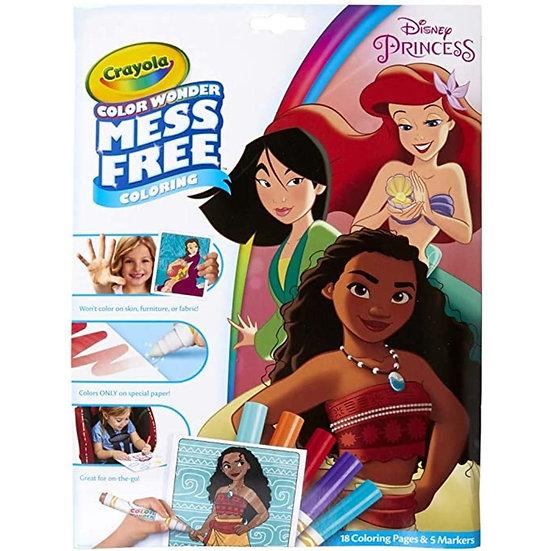 Crayola Color Wonder™ Disney Princess