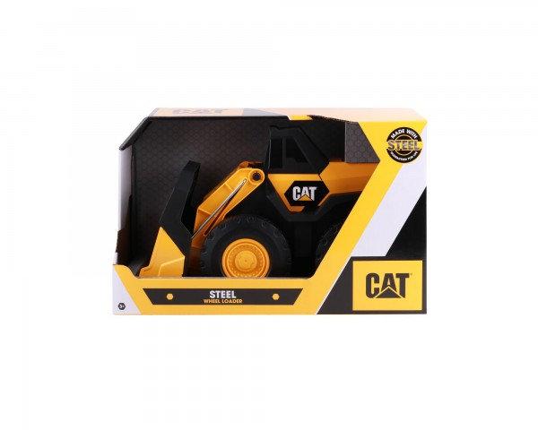 CAT: Steel Front Loader