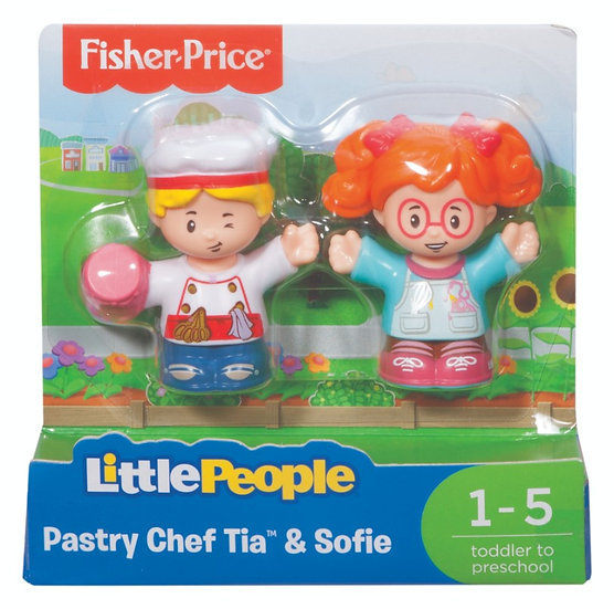 Fisher Price: Little People 2 Pack Assorted