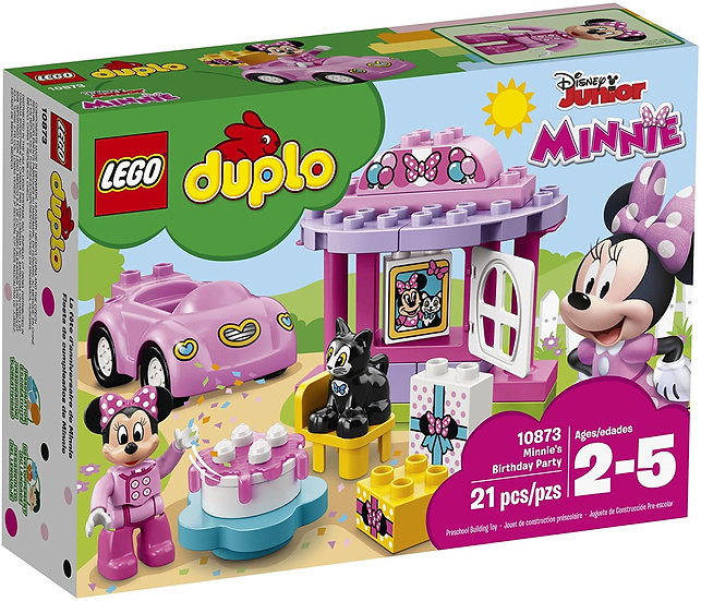 LEGO DUPLO Minnie's Birthday Party