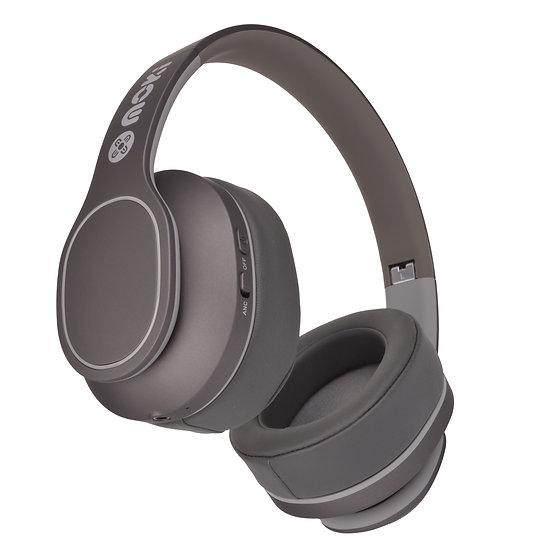 Moki Navigator Noise Cancellation Volume Limited 89dB Grey