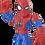 Thumbnail: Playskool Marvel  Mega Mighties Spider-Man 10-In Figure