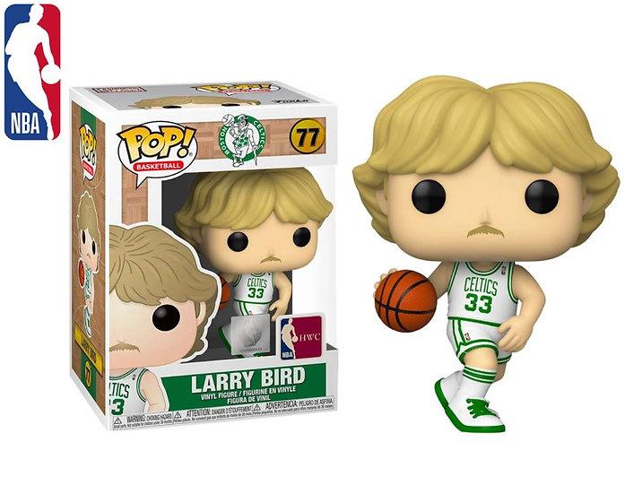 POP! Vinyl NBA Legends - Larry Bird (Celtics Home) 77
