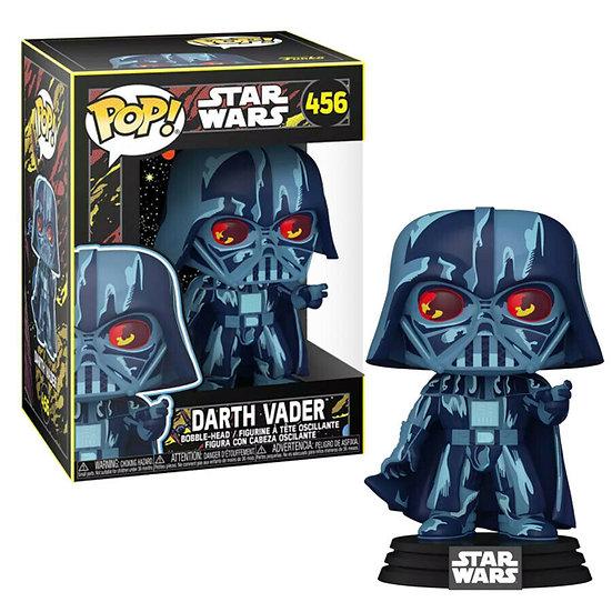 Pop! Vinyl Star Wars - Darth Vader Retro Series Pop! RS