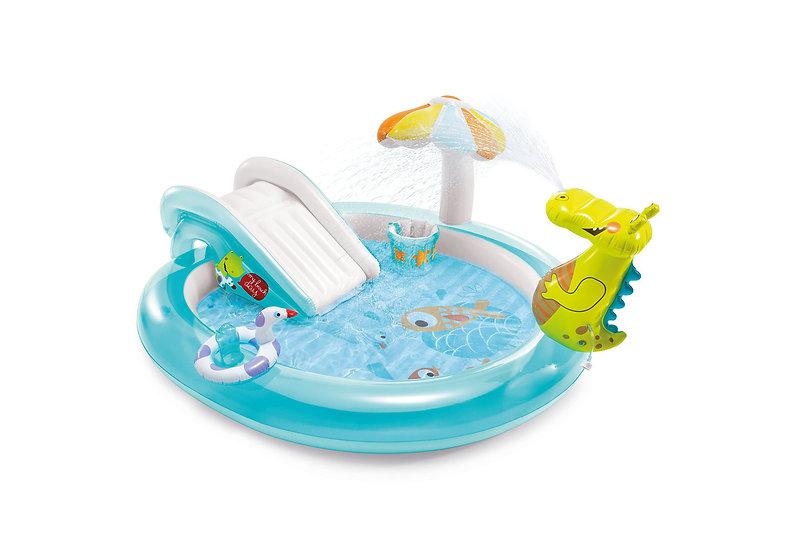 Water Gator Play Center