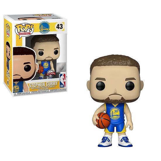 POP! Vinyl NBA: Warriors - Stephen Curry (Alt Jersey) #43