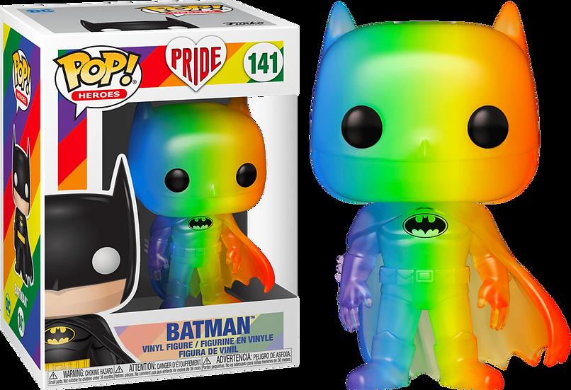 POP! Vinyl Batman - Rainbow Pride 141
