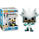 Thumbnail: Pop! Vinyl Sonic the Hedgehog - Silver Glow 30th Anniversary US Exclusive #633