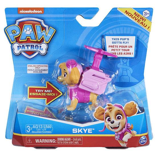 Paw Patrol Skye figure 'this pups gotta fly'