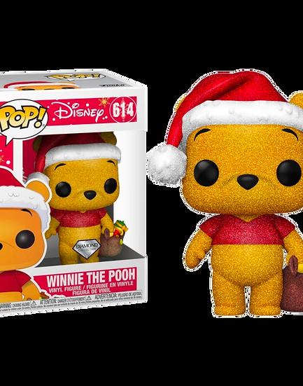 Pop! Vinyl Winnie the Pooh - Pooh Diamond Glitter Holiday US Exclusive