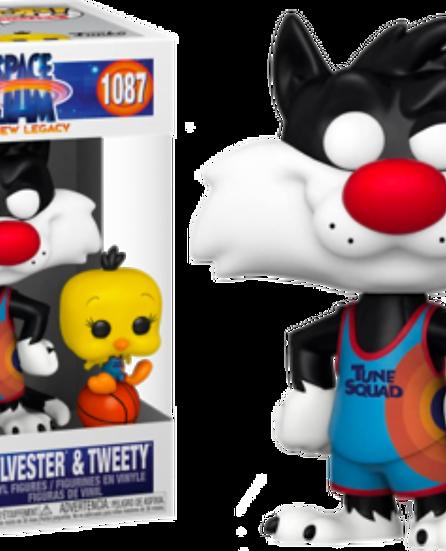 POP! Vinyl Space Jam 2: A New Legacy - Sylvester & Tweety #1087