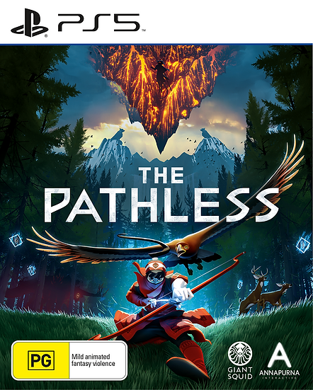 PS5 The Pathless - Day One Edition