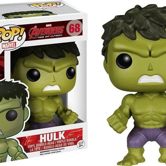 POP! Vinyl Avengers 2: Age of Ultron - Hulk 68