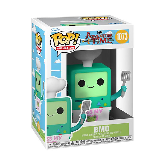 Pop! Vinyl Adventure Time - BMO Cook