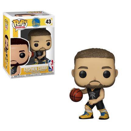 POP! Vinyl NBA: Warriors - Stephen Curry 43