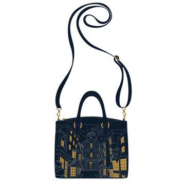 Loungefly - Harry Potter - Diagon Alley Handbag