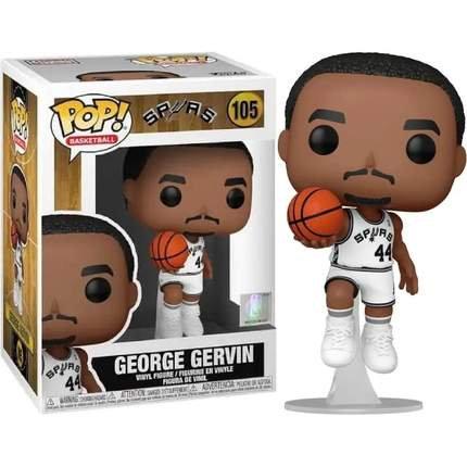 POP! Vinyl NBA: Legends - George Gervin (Spurs Home) 105