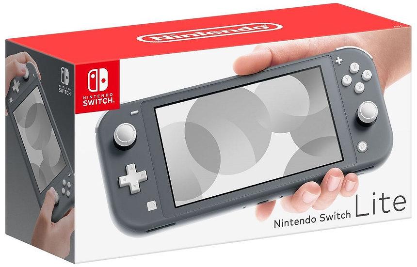 **Nintendo Switch Lite Console - Grey