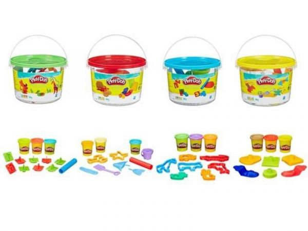 Play Doh Mini Bucket Assorted