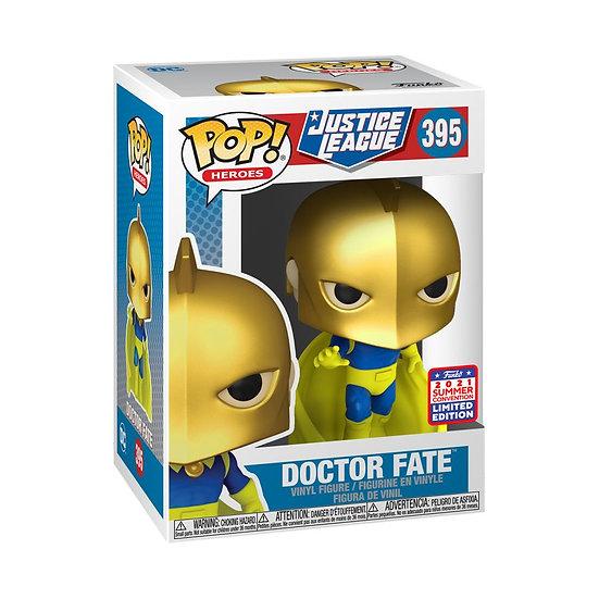 Pop! Vinyl FunKon 2021 DC Comics - Doctor Fate