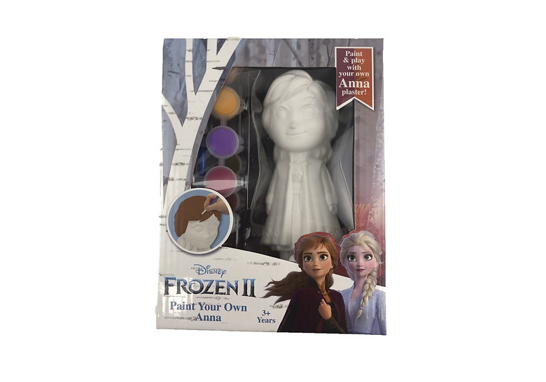 Frozen II Paint Your Own Anna