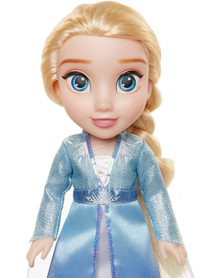 Disney Frozen 2 Princess Elsa Adventure Doll
