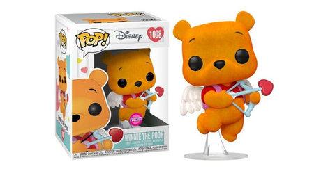POP! Vinyl Winnie the Pooh - Pooh Valentines Flocked US Exclusive 1008