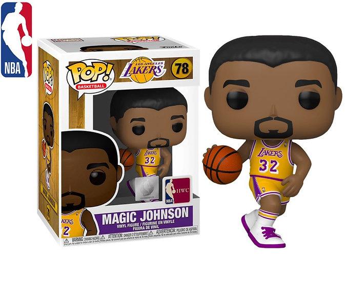 POP! Vinyl NBA Legends - Magic Johnson (Lakers Home) 78