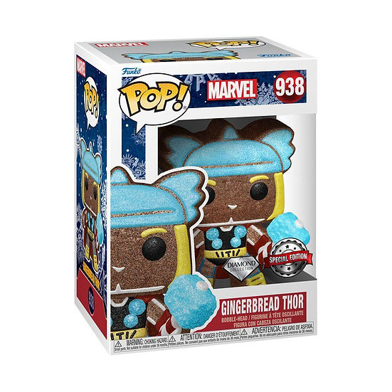 Thor - Thor Gingerbread Diamond Glitter Pop! RS