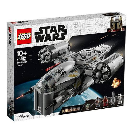 Lego Star Wars: The Razor Crest (75292)