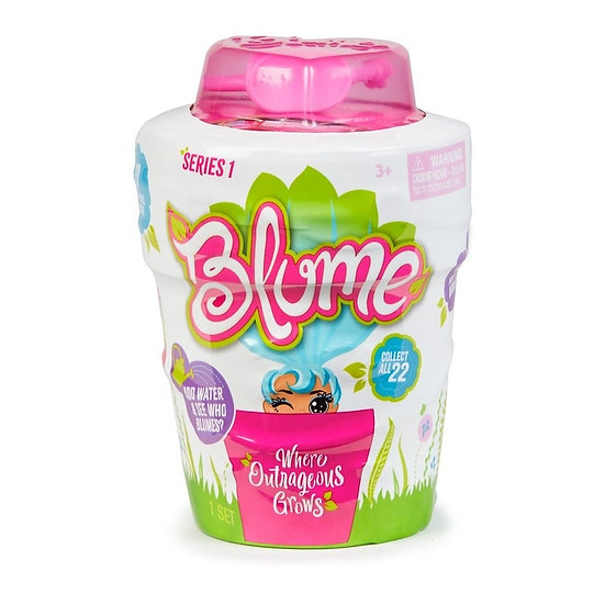 Blume Real Growing Dolls - Assorted
