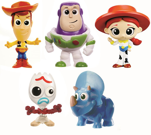 Toy Story 4 Mini 5 Pack