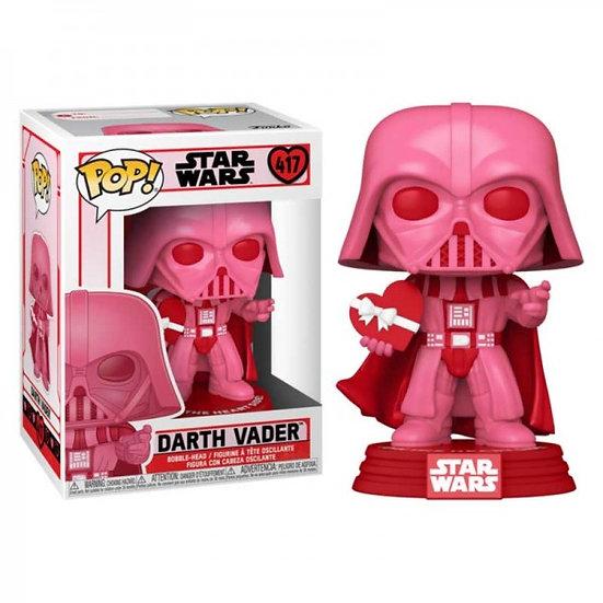 POP! Vinyl Star Wars - Darth Vader Valentine 417