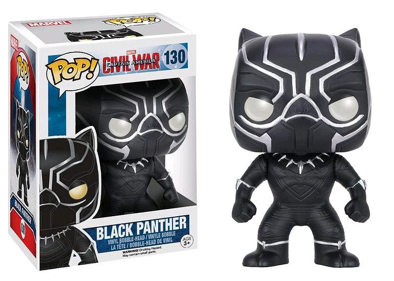 Captain America 3: Civil War - Black Panther Pop! Vinyl