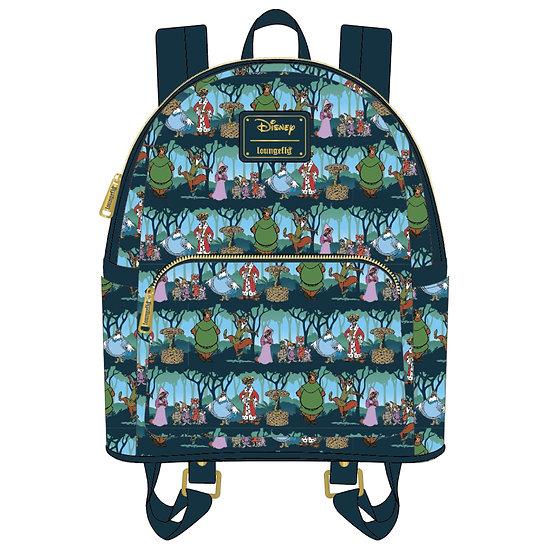 Loungefly- Robin Hood - Sherwood Mini Backpack
